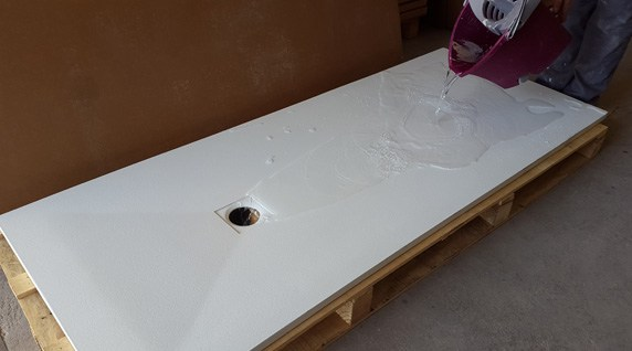 Plato de ducha top plato de ducha with plato de ducha terran roca marco blanco plato de ducha - Como instalar un plato de ducha acrilico ...